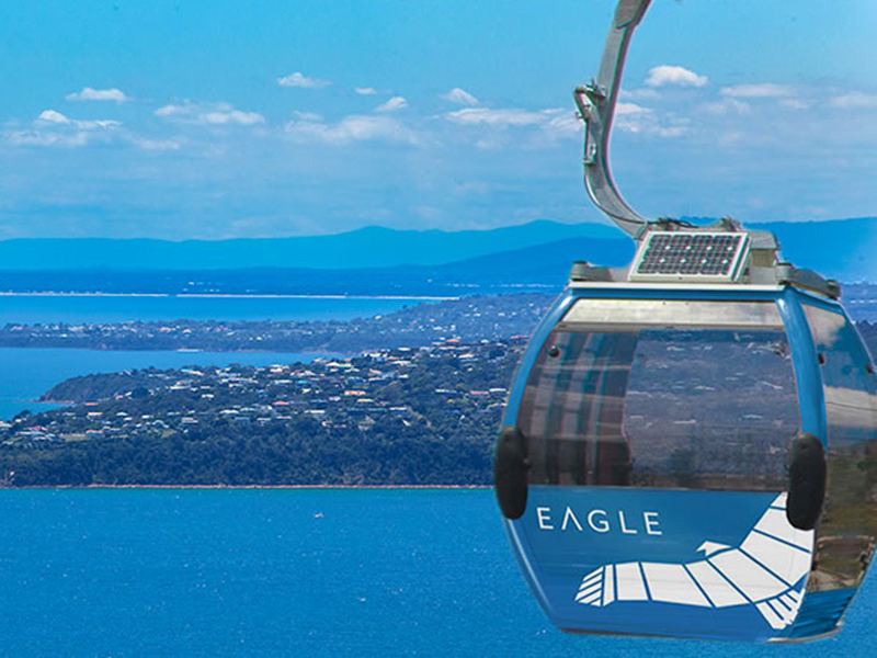 "Now Open: Arthurs Seat ""Eagle"" Chairlift"