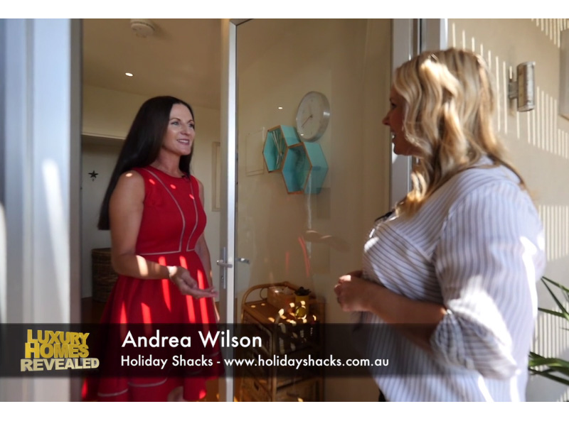 Luxury Homes Revealed - Exclusive On Air Feature